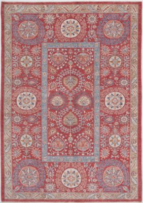 55834 Suzani area rug at Artsy Rugs