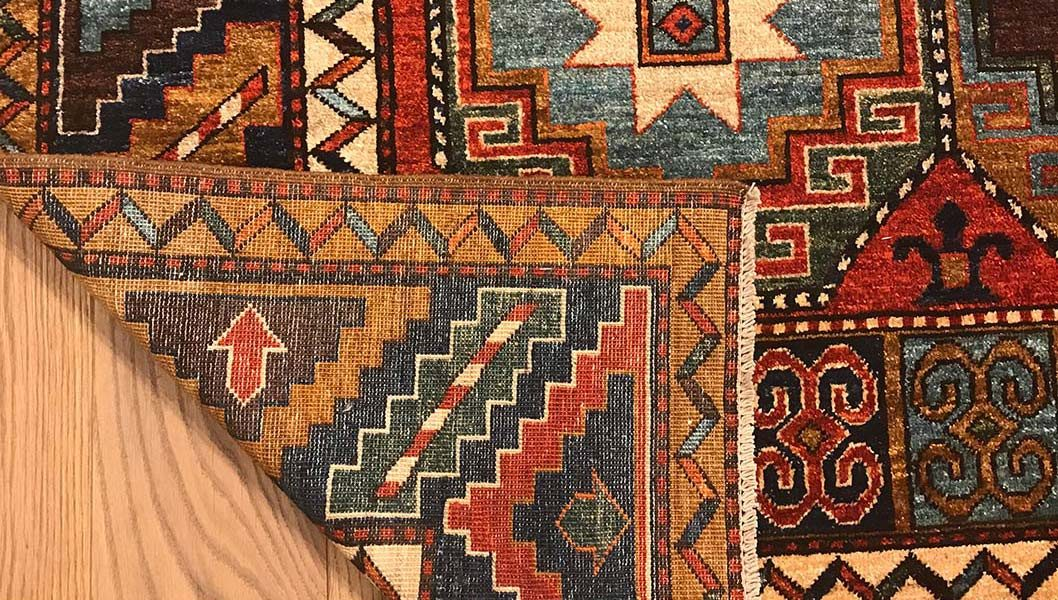 How to Identify Genuine Oriental Hand Knotted Area Rugs