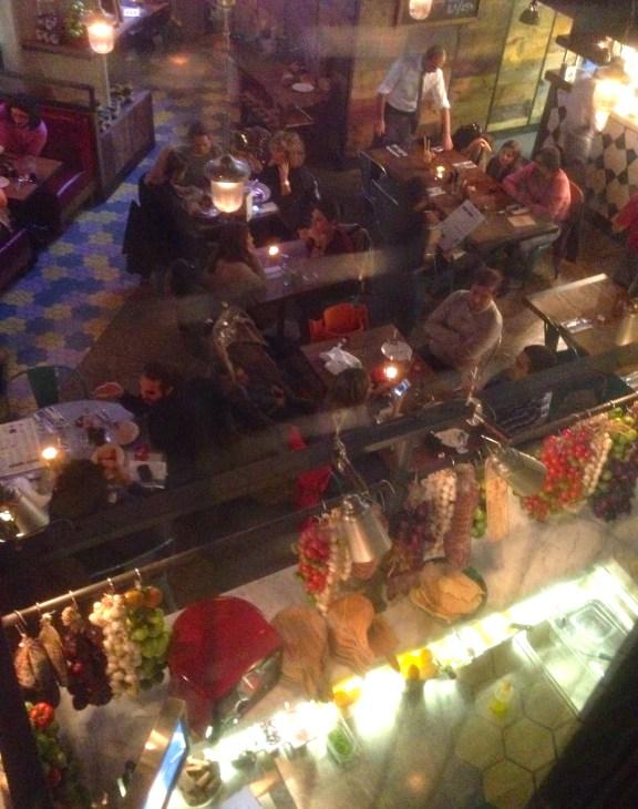 Interior, Jamie Oliver, Istanbul