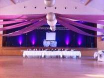 Mariage décoration lumières
