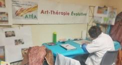 L'art-thérapie Evolutive au salon du bien-être de Blanquefort