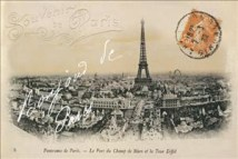 Panorame de Paris
