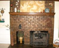Stylish Home Design Ideas: How To Decorate A Faux Fireplace