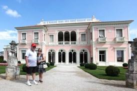 Touring the estate