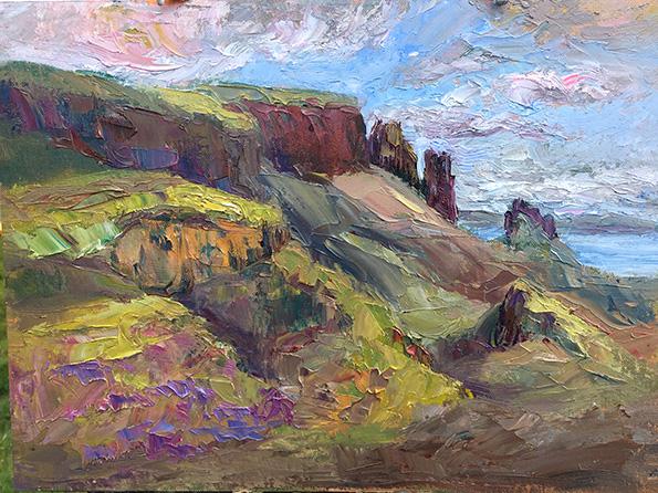 The Quiraing, Isle of Skye,