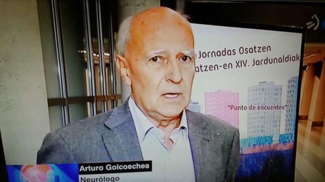 Arturo Goicoechea Osatzen