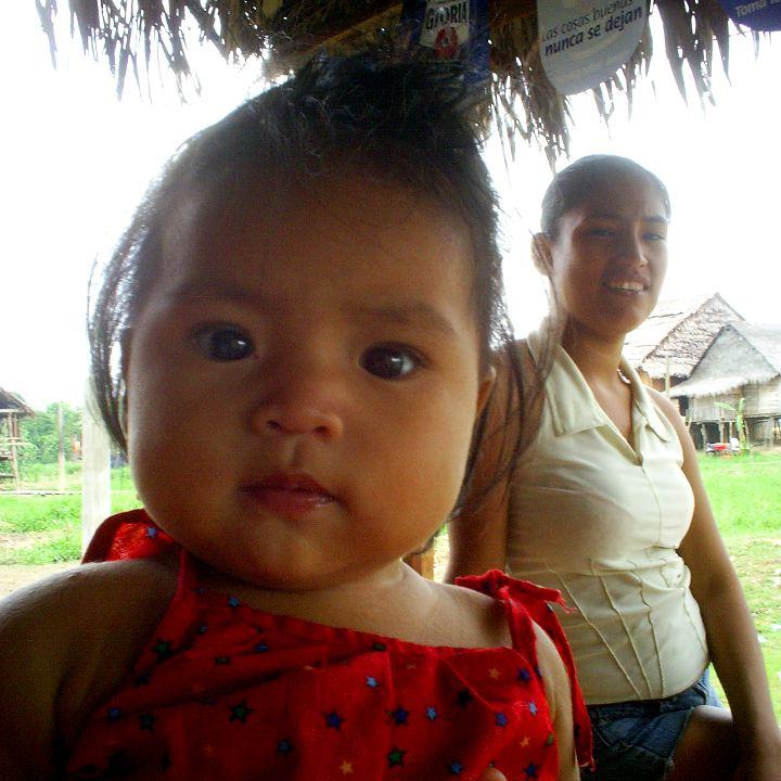 Amazonian Baby