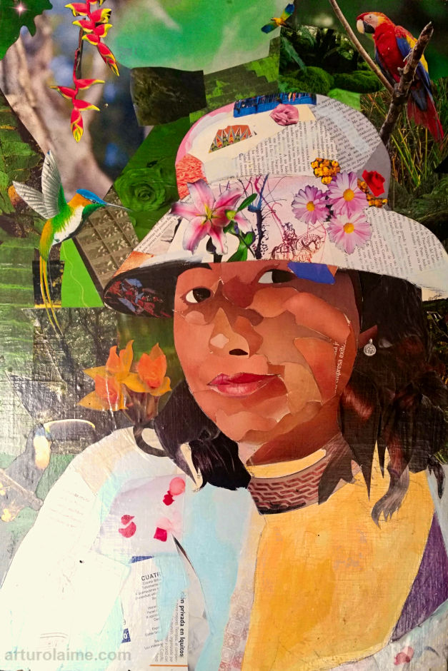 Portrait of Zuly Alvarez