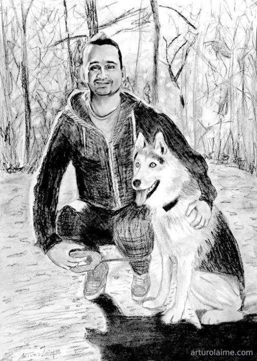 Portrait of Andreas Ratzel