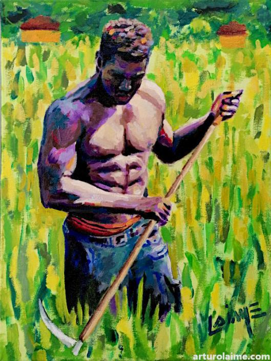 Farmer by Arturo Laime