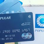 Banco Popular pionera en tarjetas de pago sin contacto