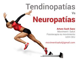 Tendinopatía y cambios en el sistema nervioso
