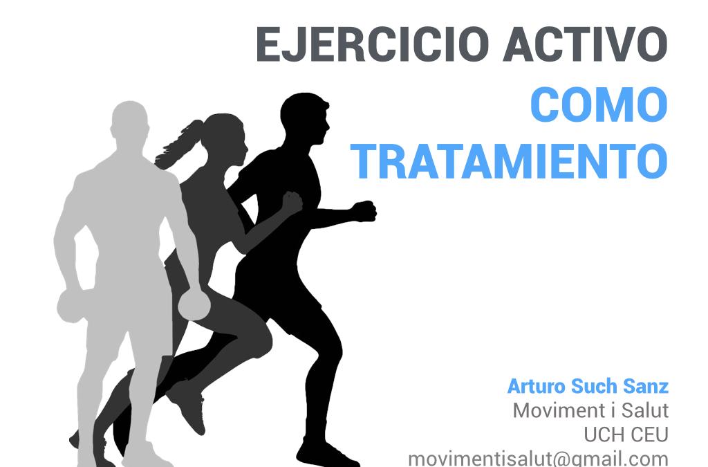 Ejercicio activo como trtamiento de fisioterapia