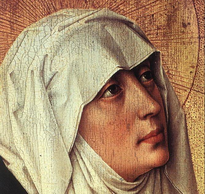 polittico del giudizio universale - van der weyden