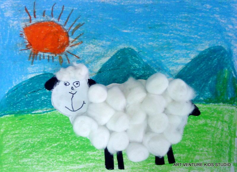 kelas seni dan kraf untuk kanakkanak  ARTVENTURE KIDS