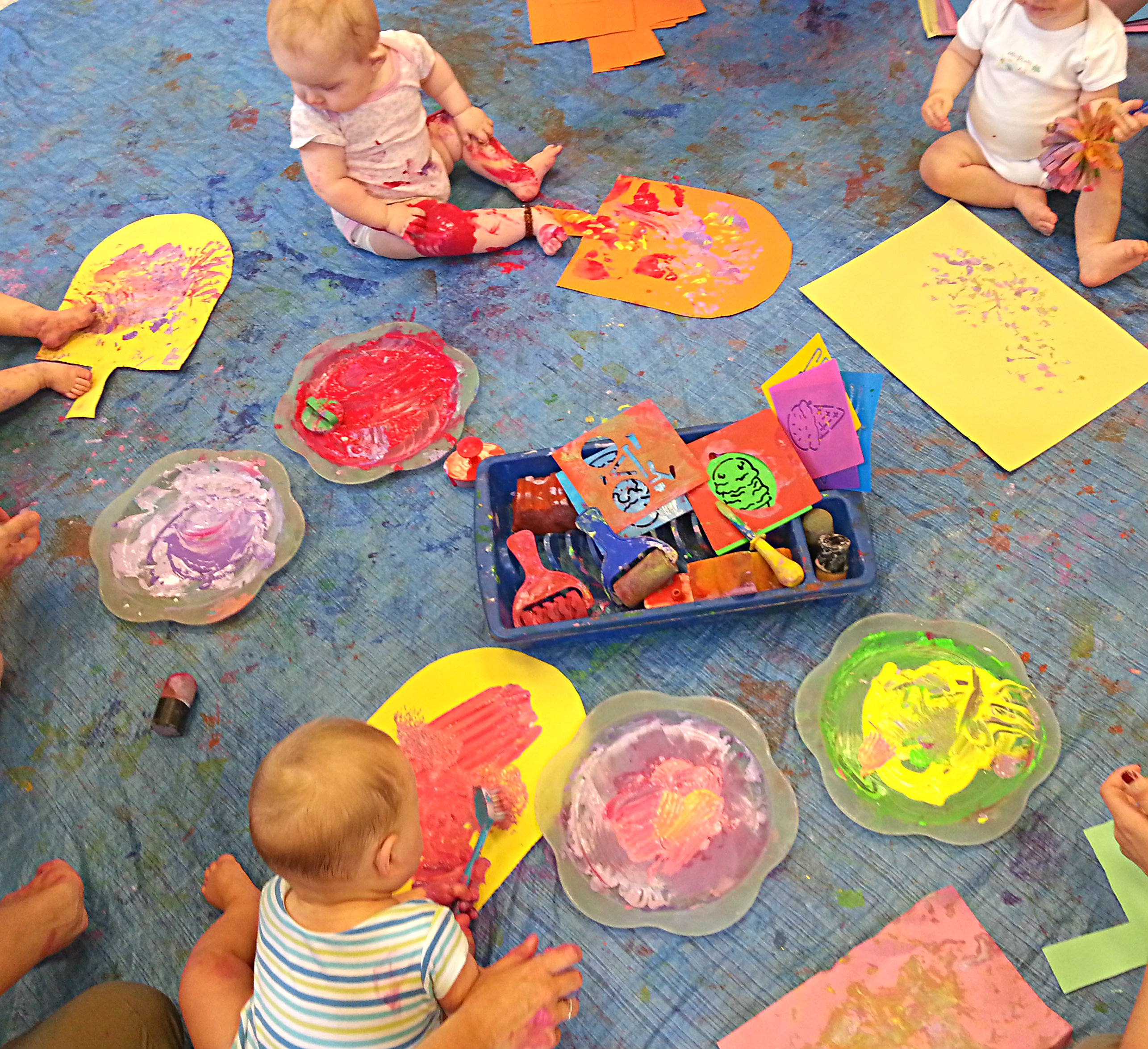 10 reasons why art and creative play activities are so