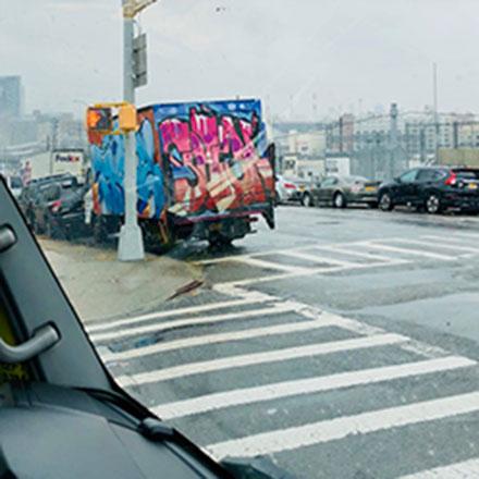 New York Shuttle 110