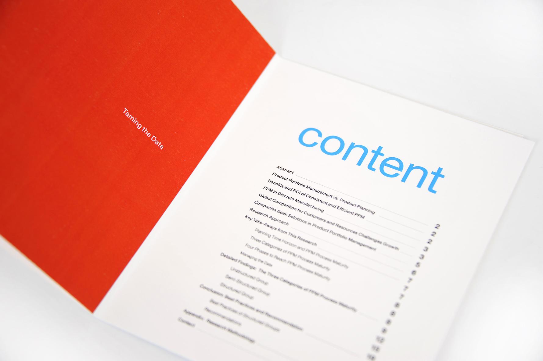 Graphic Design White Paper Design Infographics