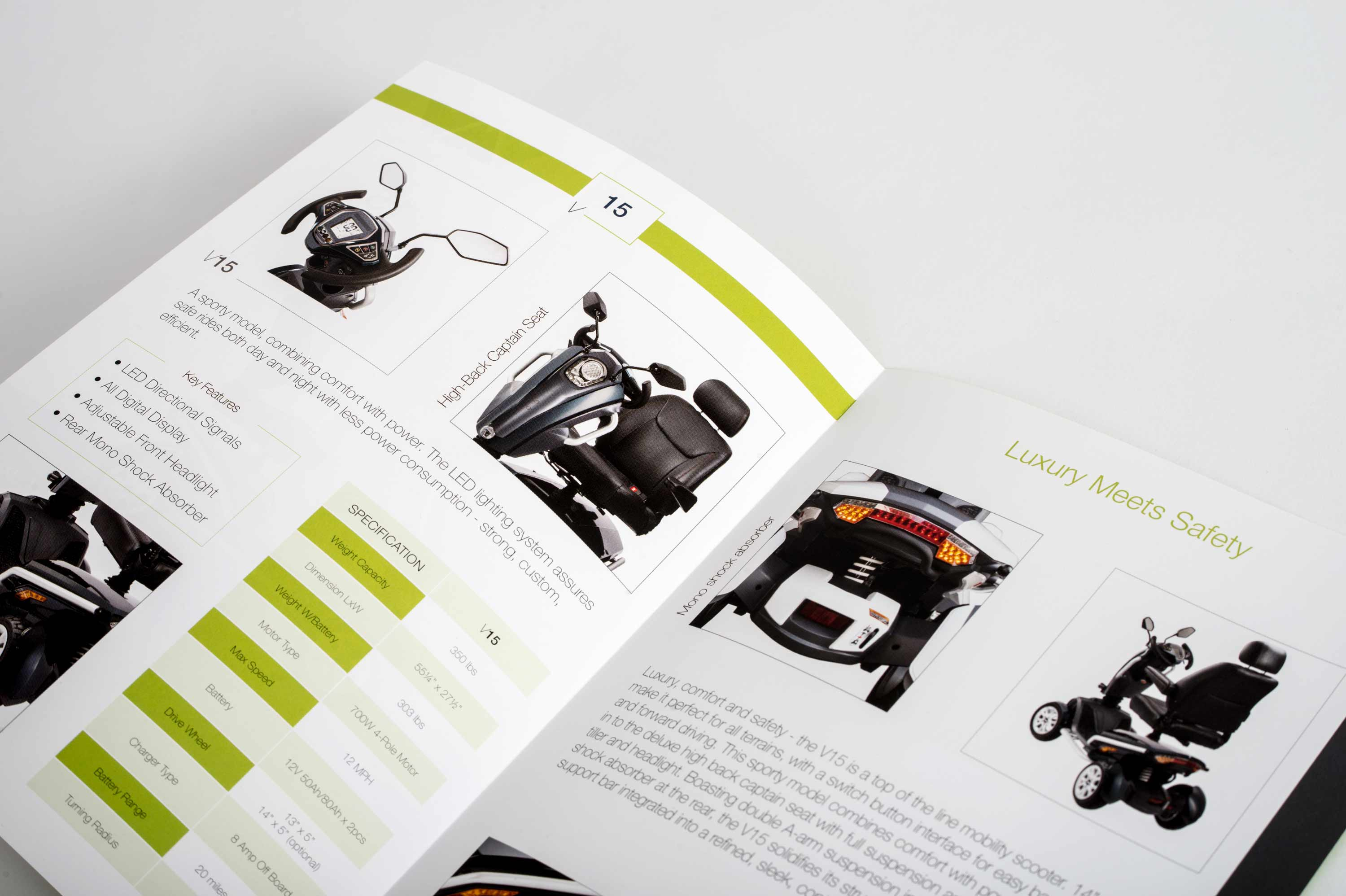 Brochure & Catalog Design