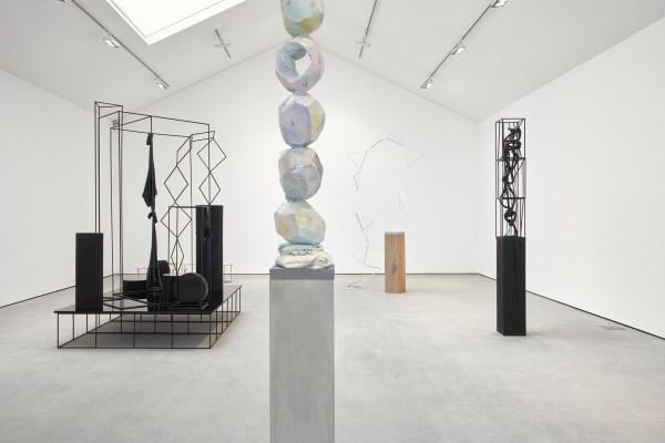 Eva Rothschild Sculpture