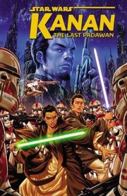 Star Wars Kanan Tp v1