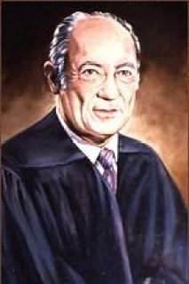 New York State Court of Appeals Judge Jacob D. Fuchsberg