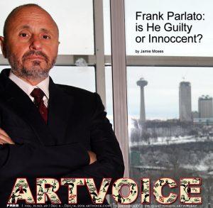 IS FRANK PARLATO GUILTY OR INNOCENT  Artvoice