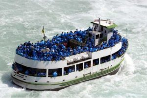 Maid of Mist Boat Ride Now Returning More to Taxpayers---The investigative stories by Frank Parlato yielded an open-bidding process and a windfall to the Canadian government and a bigger return on the American side from the iconic Maid of the Mist that had been a gold-plated revenue stream on both sides of the river to Niagara Falls businessman Jimmy Glynn. The rides have been improved and the return to the public on both sides of the river has grown considerably thanks to the investigative work by Parlato and published in the Niagara Falls Reporter.