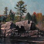 Reid Thorpe, Art Wander Artist