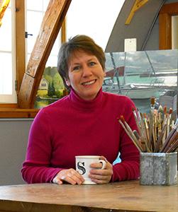 Suzanne Thiesfeld, Art Wander Artist