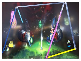 Candles and Lasers by Tom LaDuke