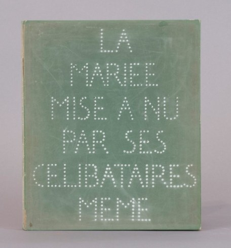 Marcel Duchamp / The Bride Stripped Bare by Her Bachelors Even (or) The Green Box