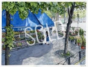 Parisian Floral Employment