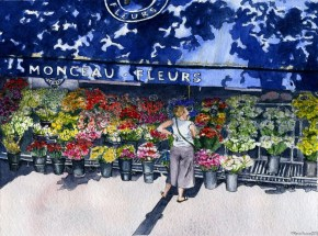 The Parisian Affliction of Floral Indecision (2015)