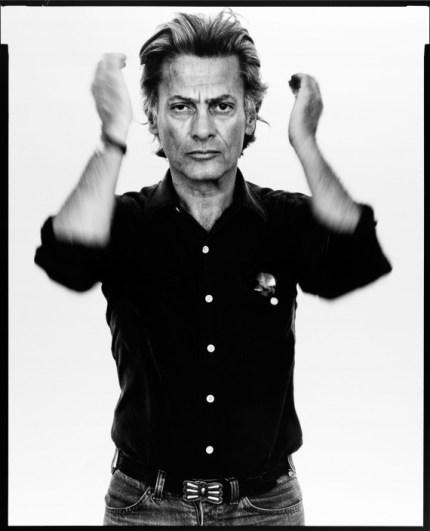 Richard Avedon, Self-portrait, Provo, Utah, August 20, 1980; © 2009 The Richard Avedon Foundation