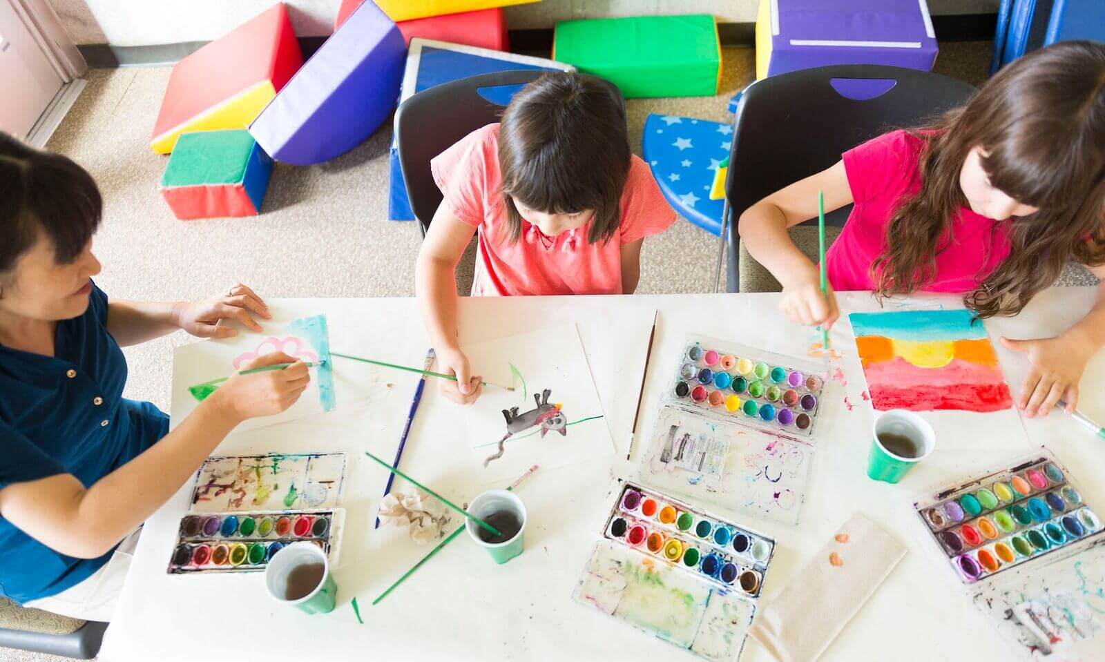 Emotional Art Projects For Kids