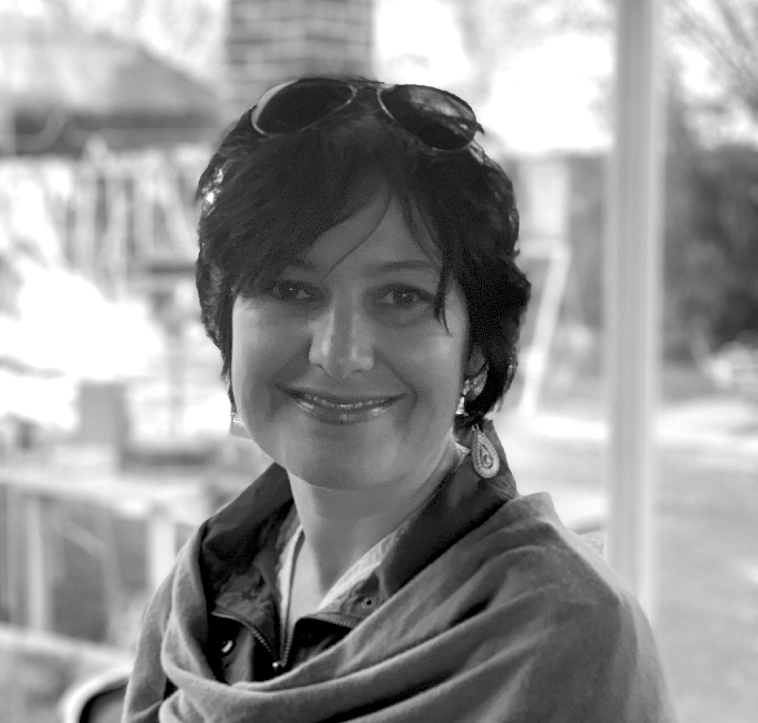 Teresa Luengo Cid Headshot