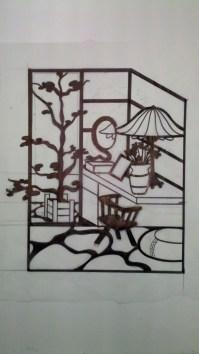 ~ xKirie design project 2 - Angela's spot sketch