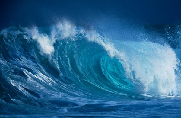 Wave North Shore Oahu Hawaii USA Art Wolfe