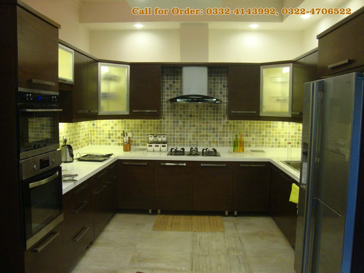 Kitchen Project at Wapda Town Lahore  Kitchen Manufacturer