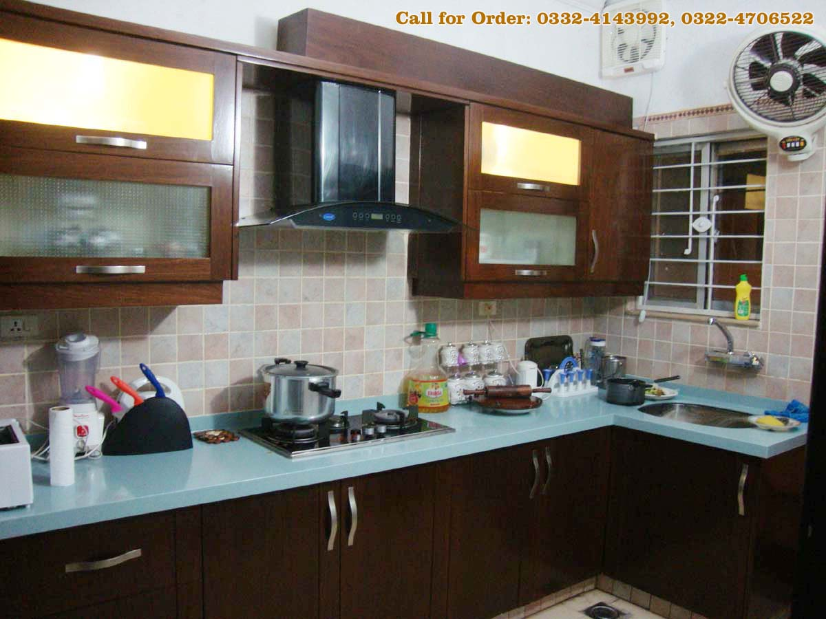 Kitchen Project At Bahria Town Lahore