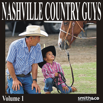 Nashville Country Guys, Volume 1  Various Artists