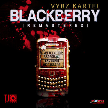 Blackberry Remastered Single Vybz Kartel MP3