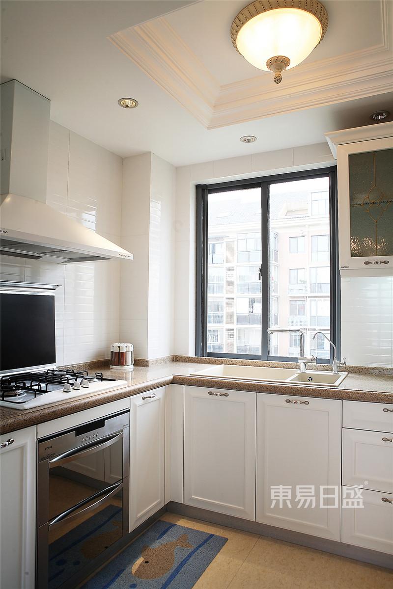kitchen designs mixer reviews 厨房装修图片效果图_装修效果图大全2018图片 1000198 -东易日盛装饰