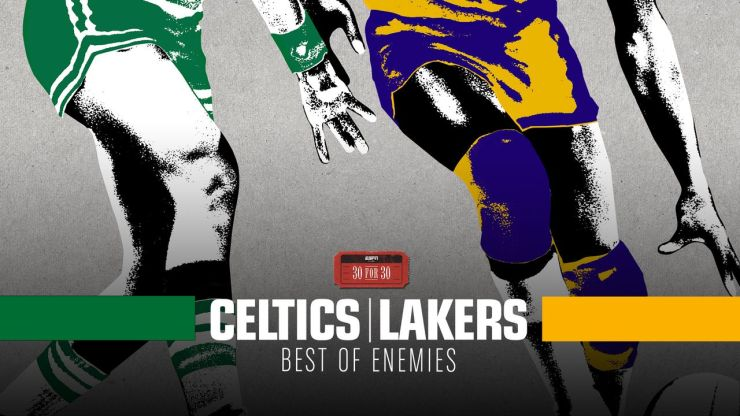 ESPN Filmes:Celtics/Lakers - Best of Enemies - parte1 | Watch ESPN