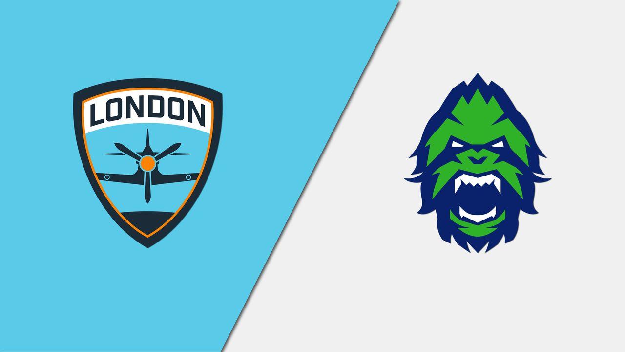 Vancouver Titans vs London Spitfire