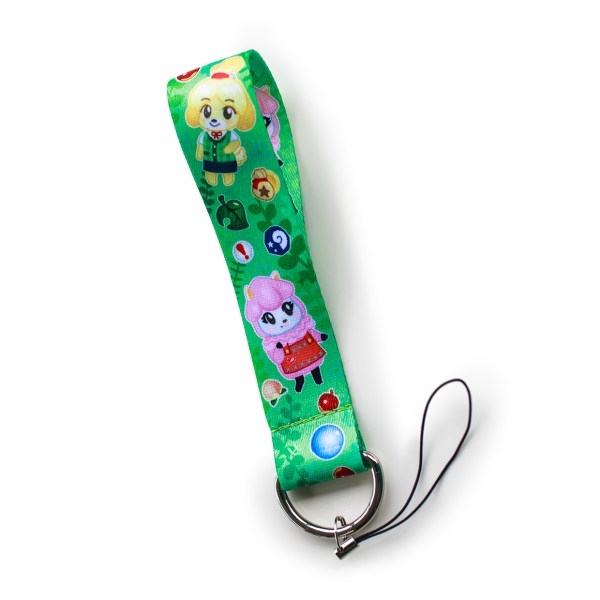 Animal Crossing Wrist Fob