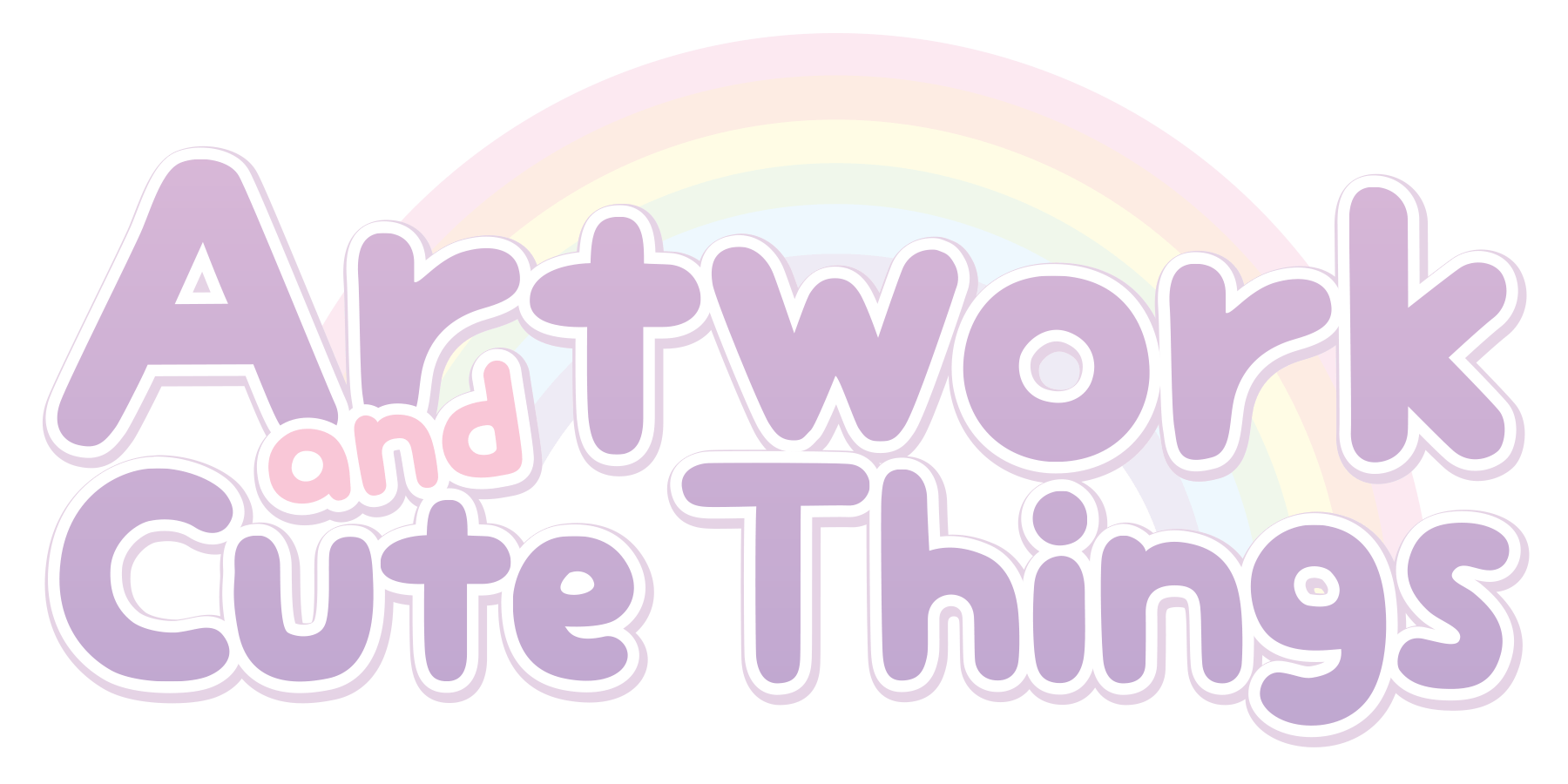 Artwork and Cute Things Logo