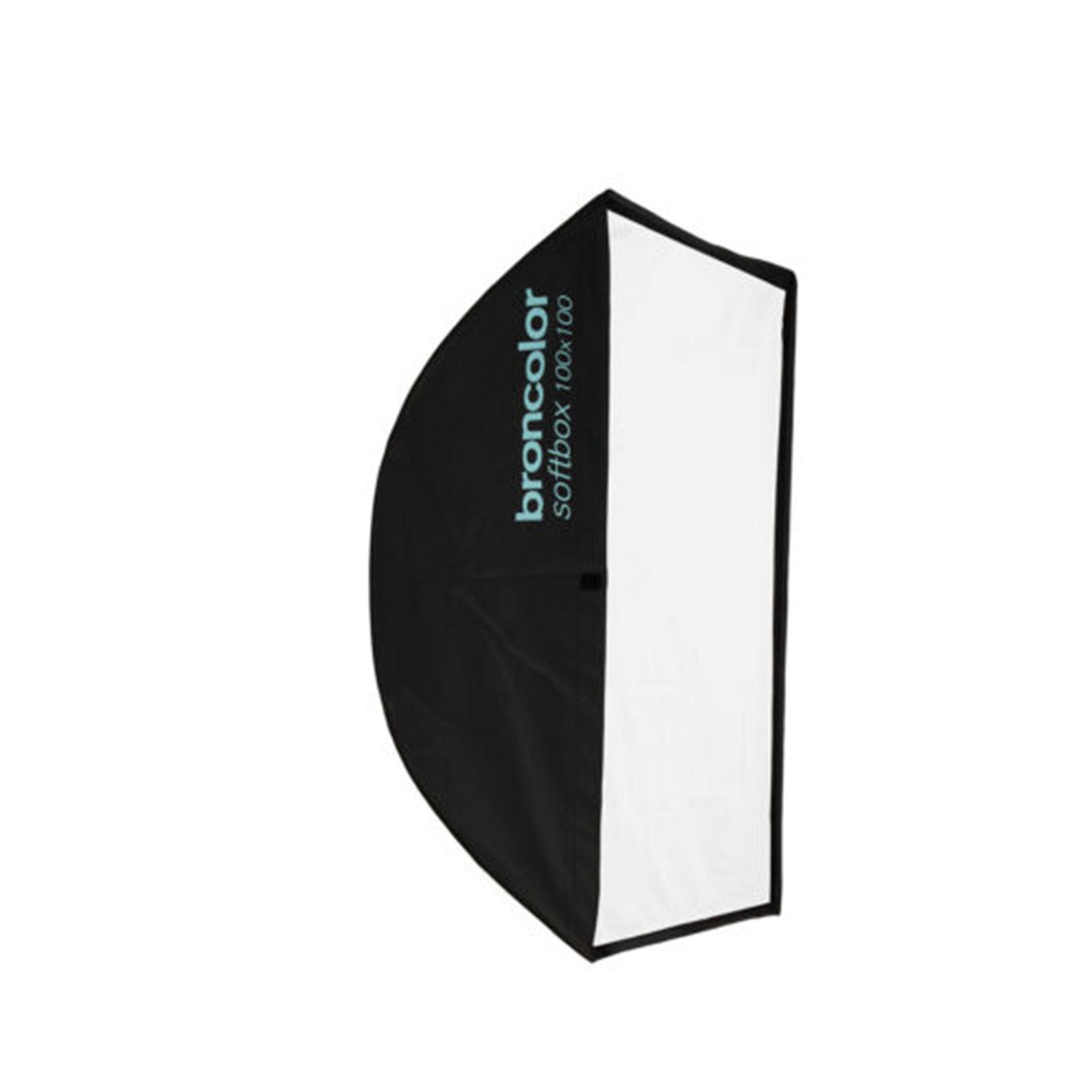Noleggio Broncolor box 100x100