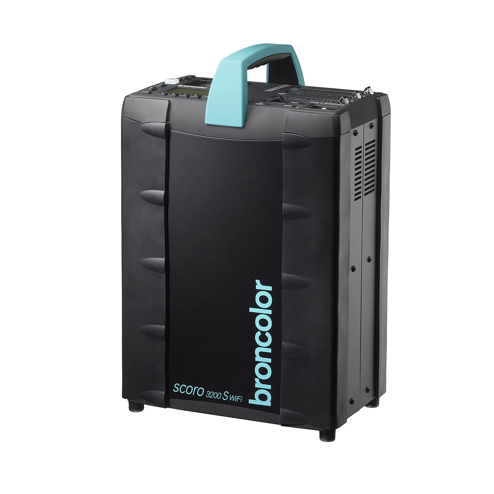 Noleggio Broncolor Scoro S 3200 wifi